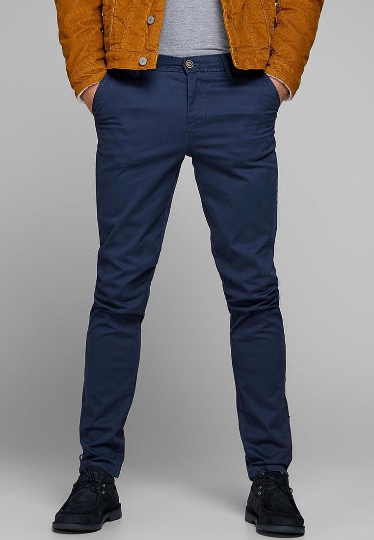 Мужские повседневные брюки Jack & Jones (Джек Энд Джонс) 12150148