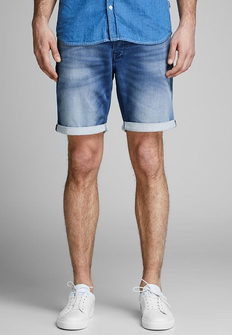 Мужские джинсовые шорты Jack & Jones (Джек Энд Джонс) 12147066