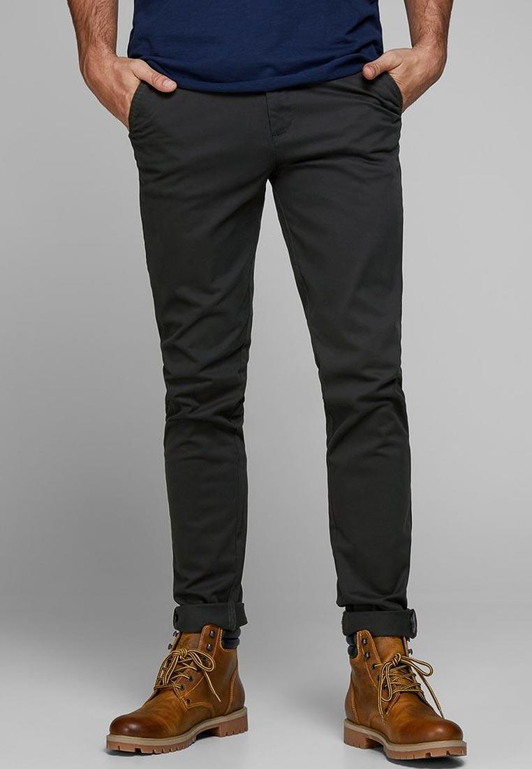 Мужские зауженные брюки Jack & Jones (Джек Энд Джонс) 12150158