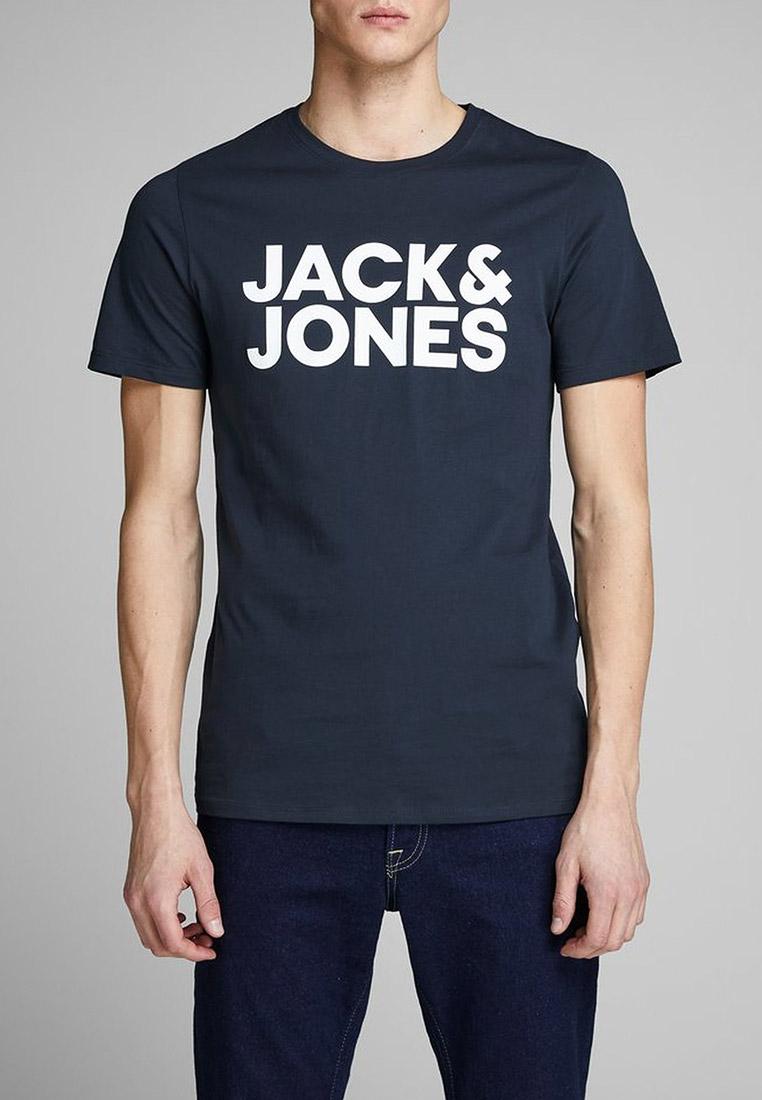 Футболка с коротким рукавом Jack & Jones (Джек Энд Джонс) 12151955