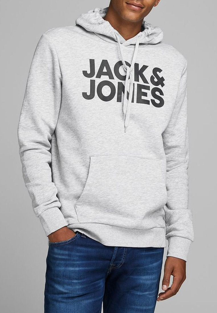Мужские худи Jack & Jones (Джек Энд Джонс) 12152840
