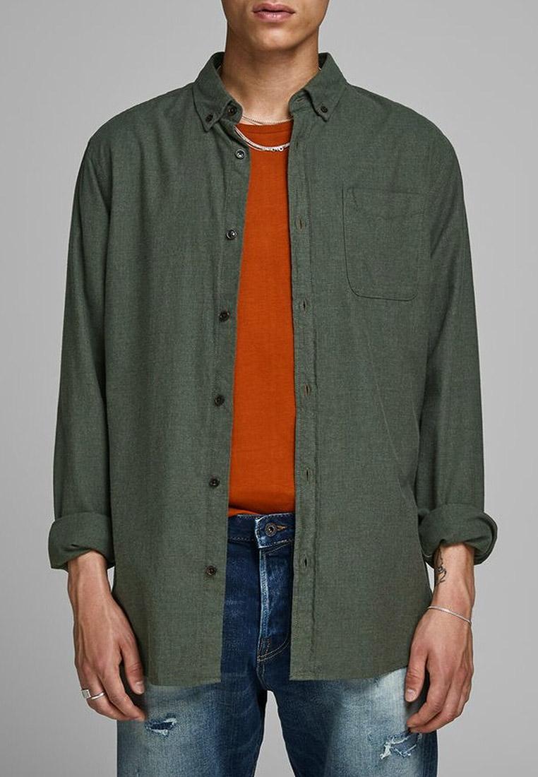 Рубашка с длинным рукавом Jack & Jones (Джек Энд Джонс) 12155373