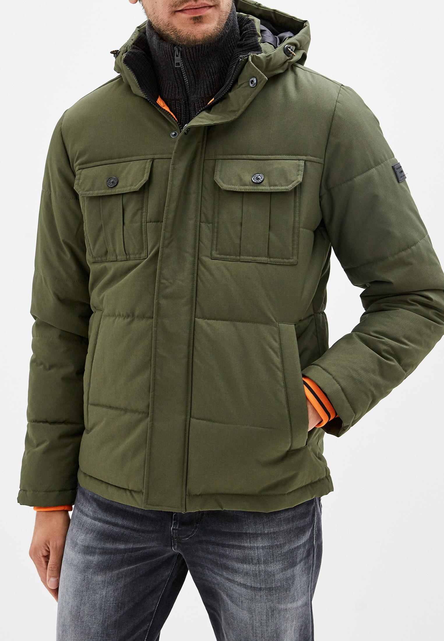 Утепленная куртка Jack & Jones (Джек Энд Джонс) 12156004