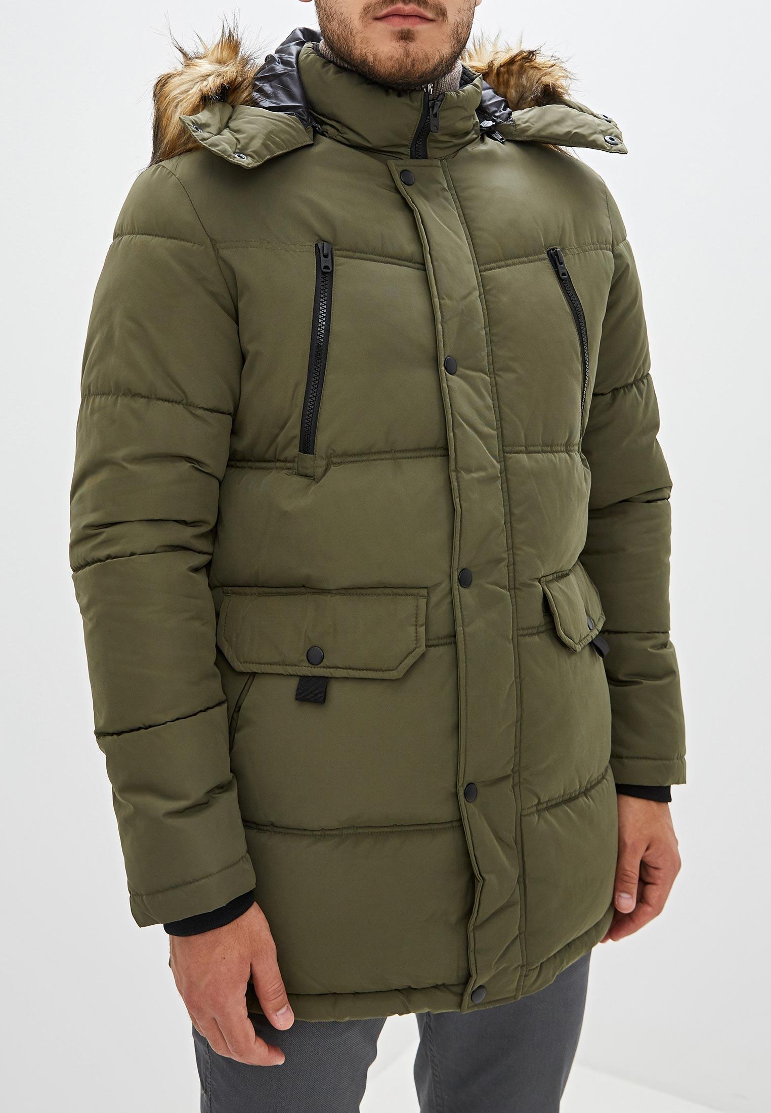 Утепленная куртка Jack & Jones (Джек Энд Джонс) 12156035