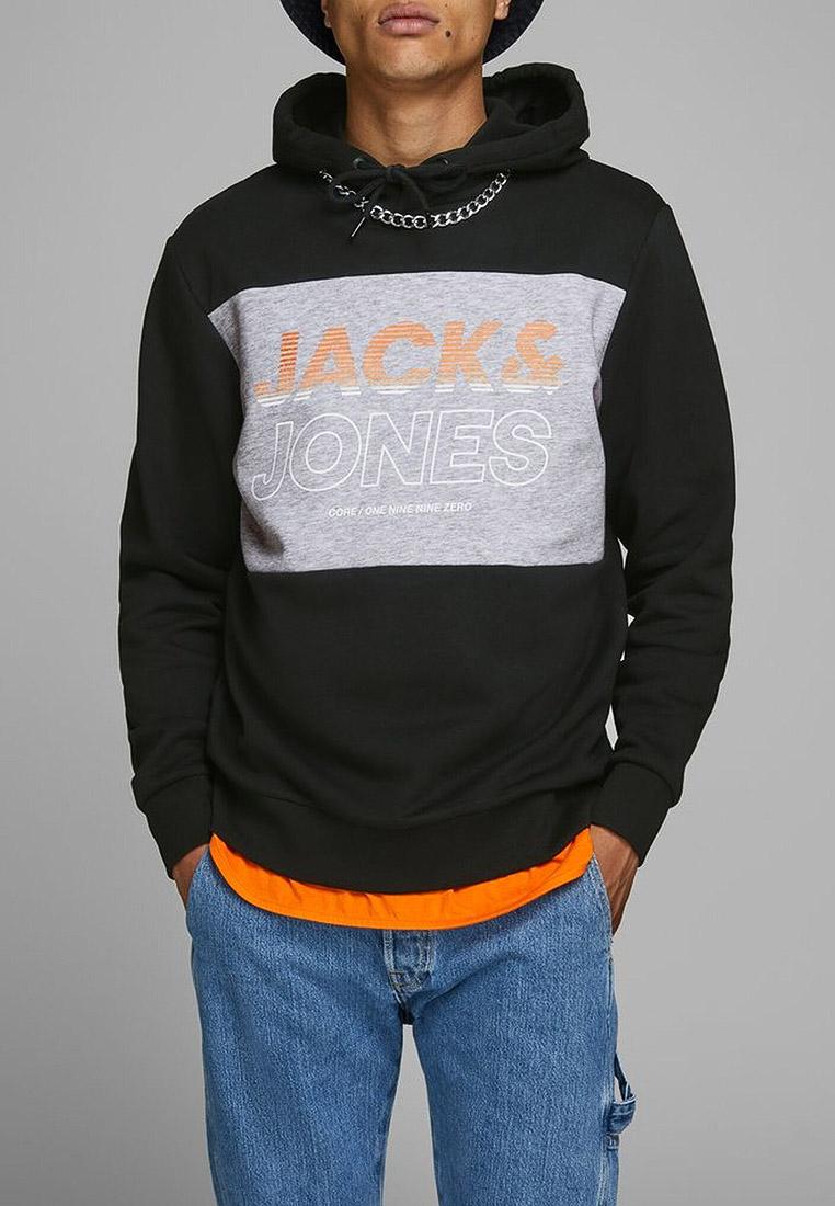 Мужские худи Jack & Jones (Джек Энд Джонс) 12156247