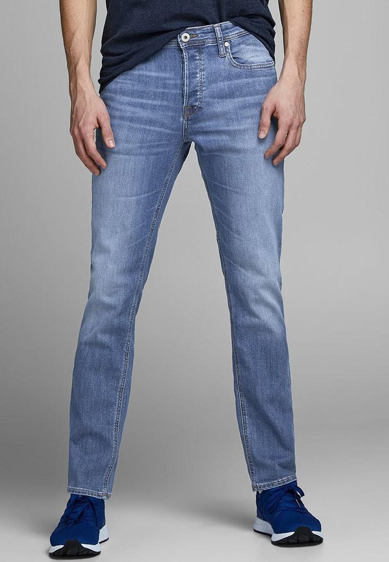 Зауженные джинсы Jack & Jones (Джек Энд Джонс) 12157416