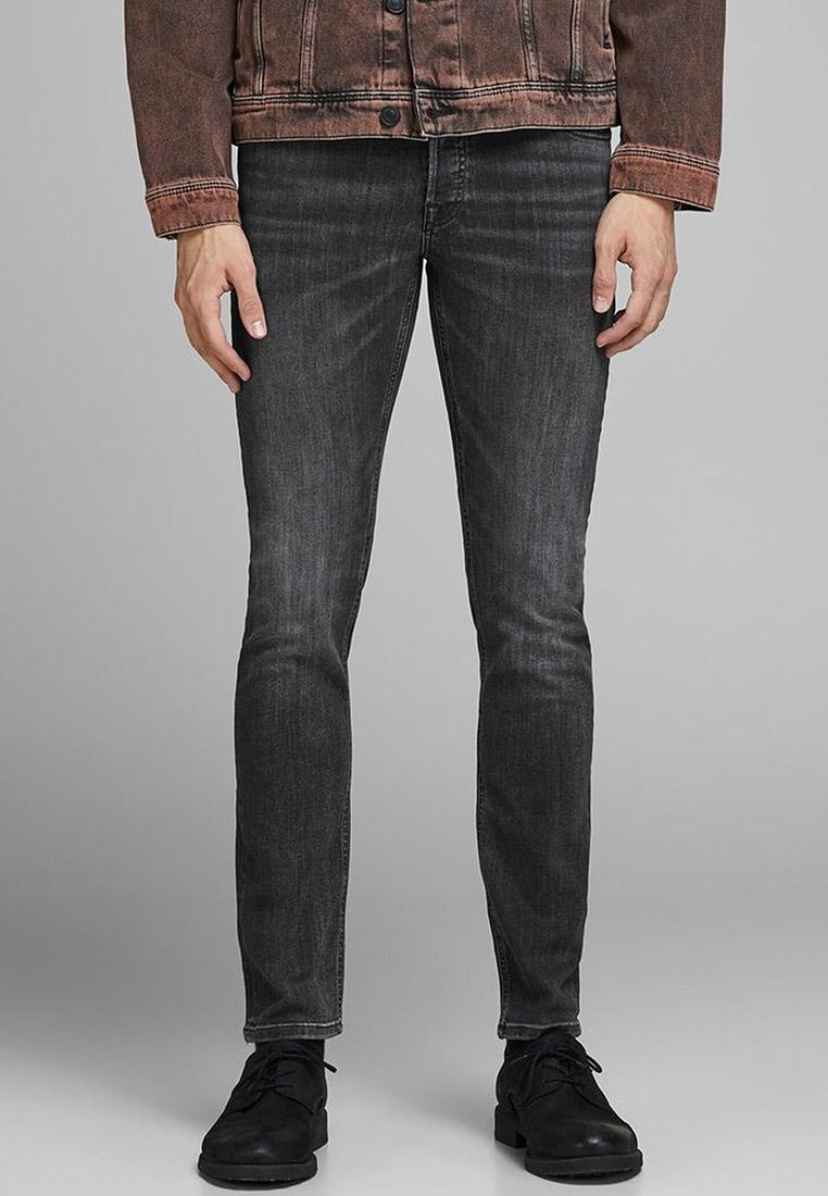 Зауженные джинсы Jack & Jones (Джек Энд Джонс) 12159030