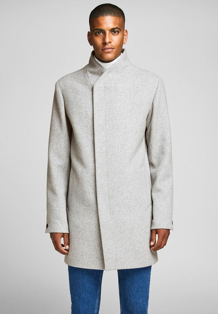 Мужские пальто Jack & Jones (Джек Энд Джонс) 12154586