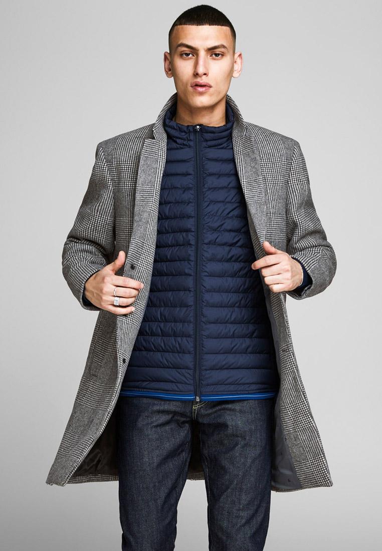 Мужские пальто Jack & Jones (Джек Энд Джонс) 12160866