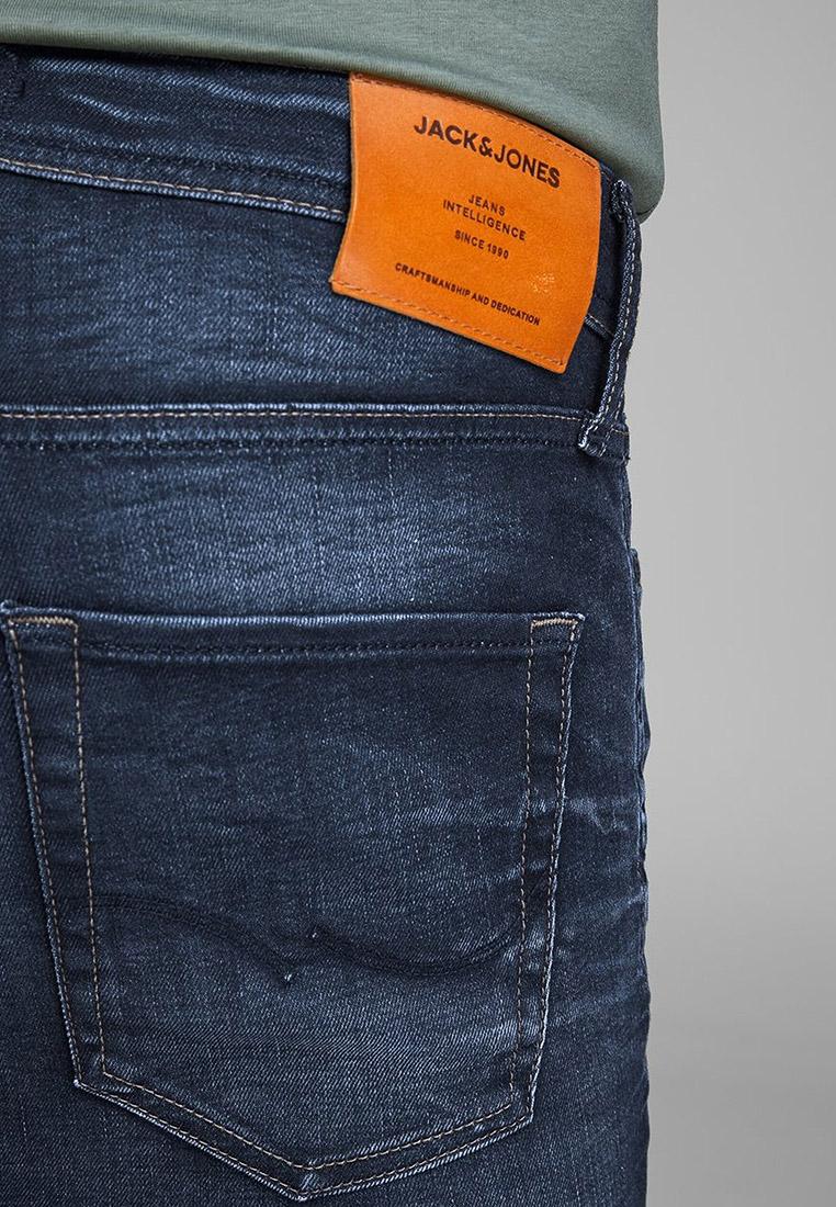 Мужские прямые джинсы Jack & Jones (Джек Энд Джонс) 12118215