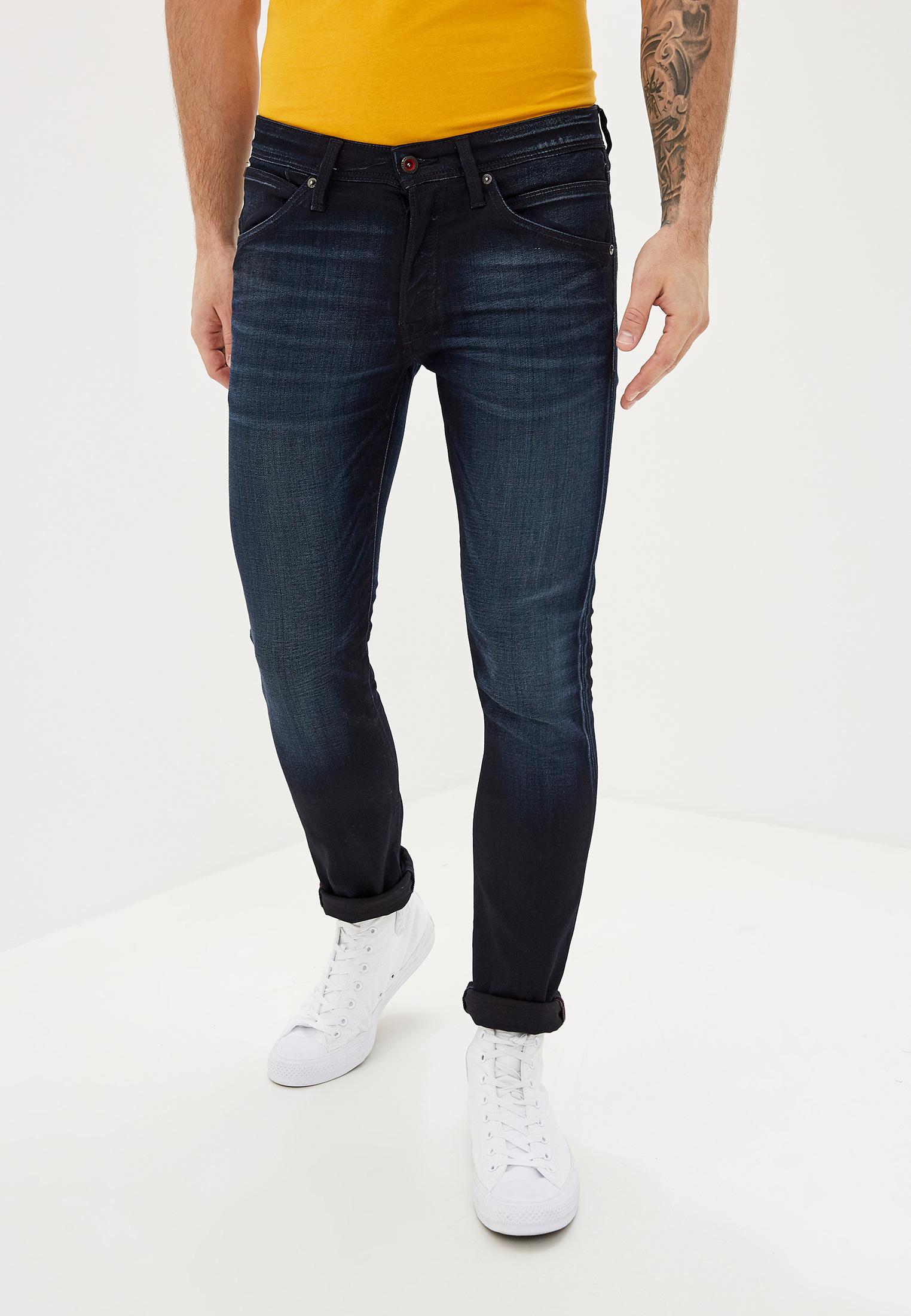 Зауженные джинсы Jack & Jones (Джек Энд Джонс) 12160112