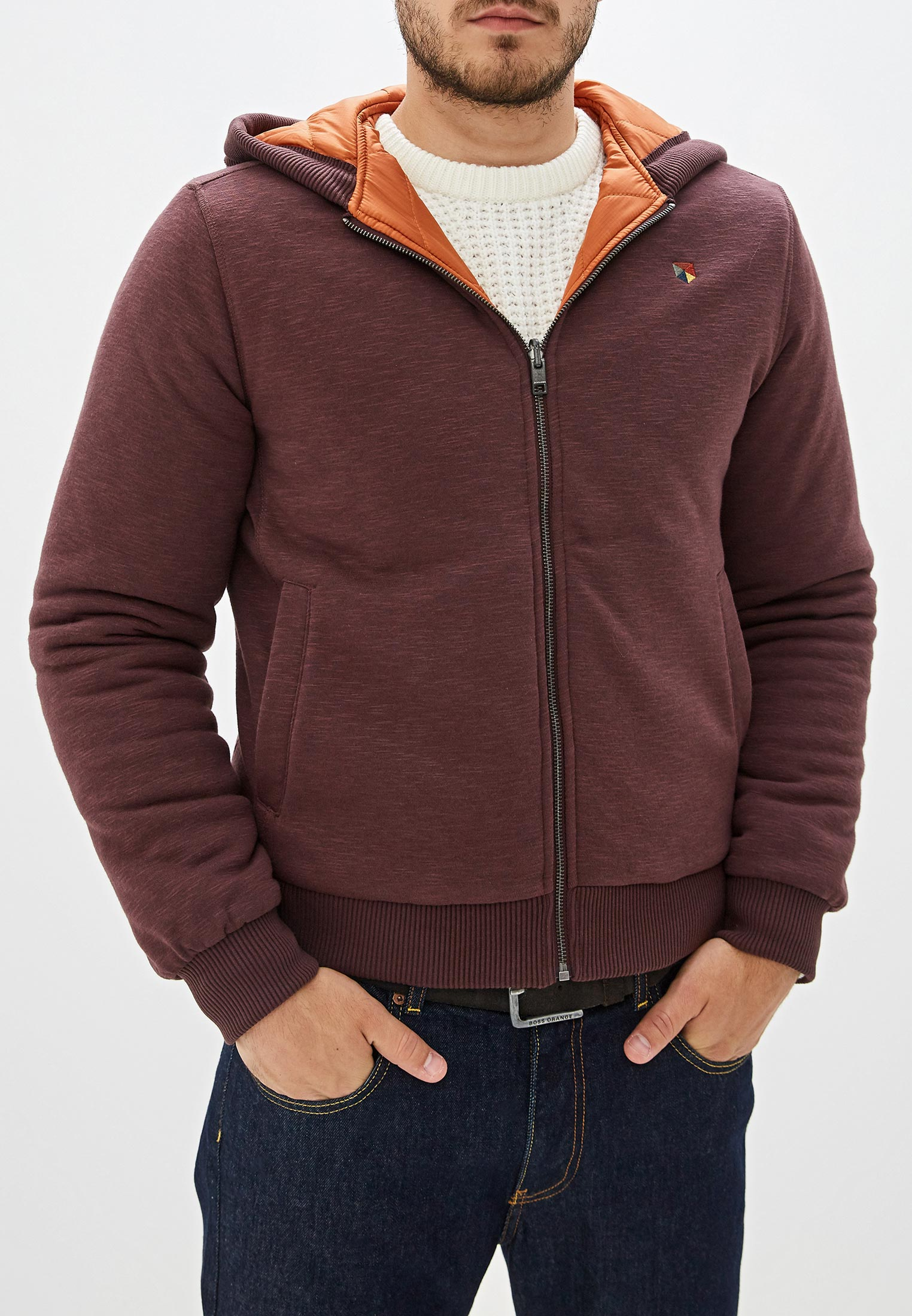 Утепленная куртка Jack & Jones (Джек Энд Джонс) 12157419