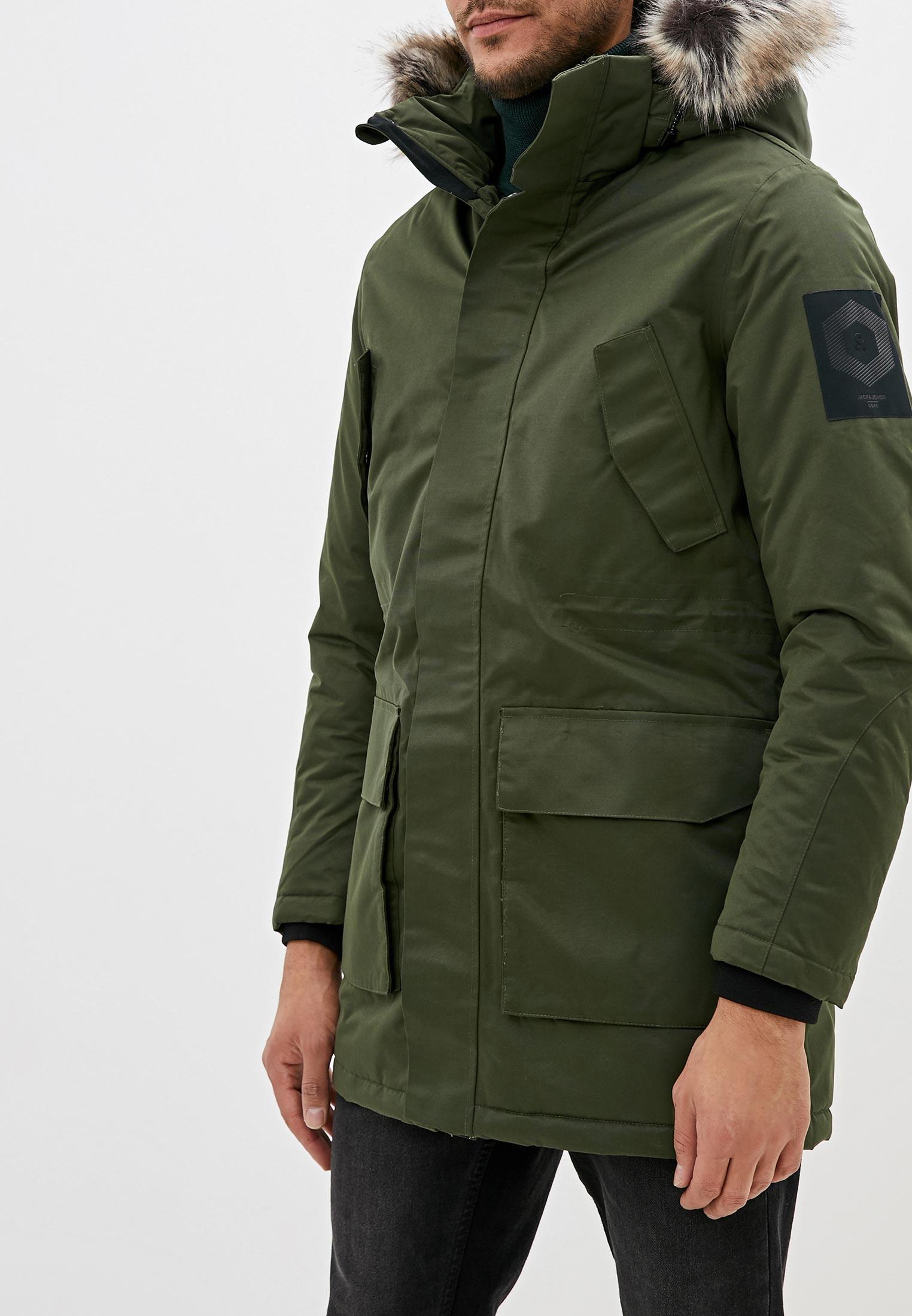 Утепленная куртка Jack & Jones (Джек Энд Джонс) 12157936