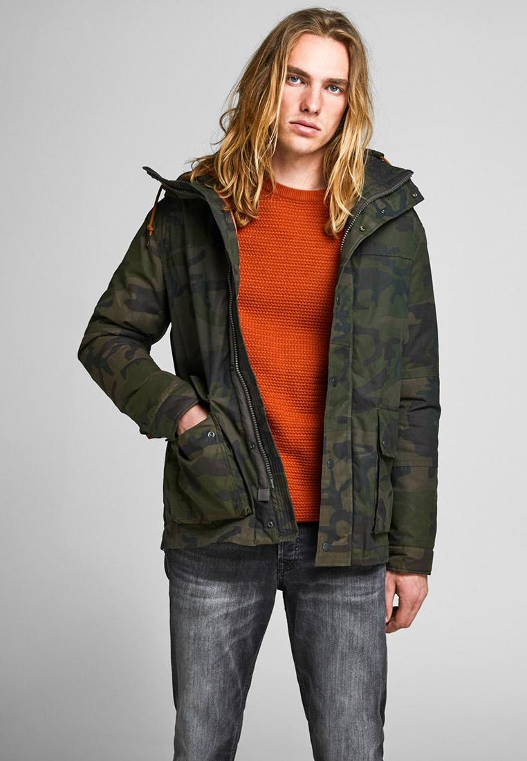 Утепленная куртка Jack & Jones (Джек Энд Джонс) 12157963