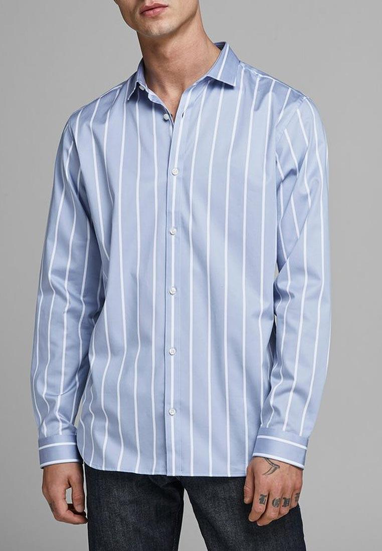 Рубашка с длинным рукавом Jack & Jones (Джек Энд Джонс) 12158299