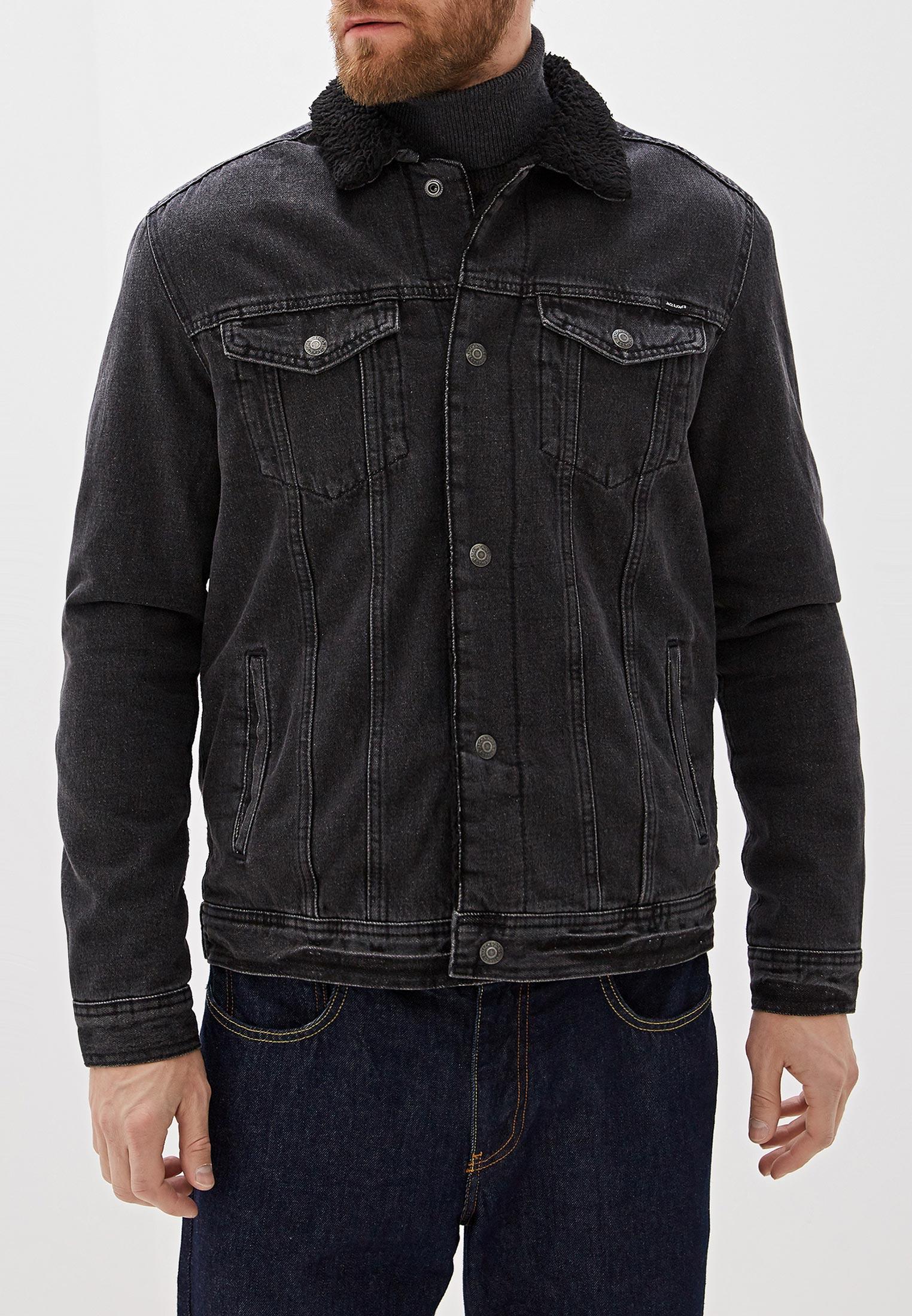 Джинсовая куртка Jack & Jones (Джек Энд Джонс) 12159817