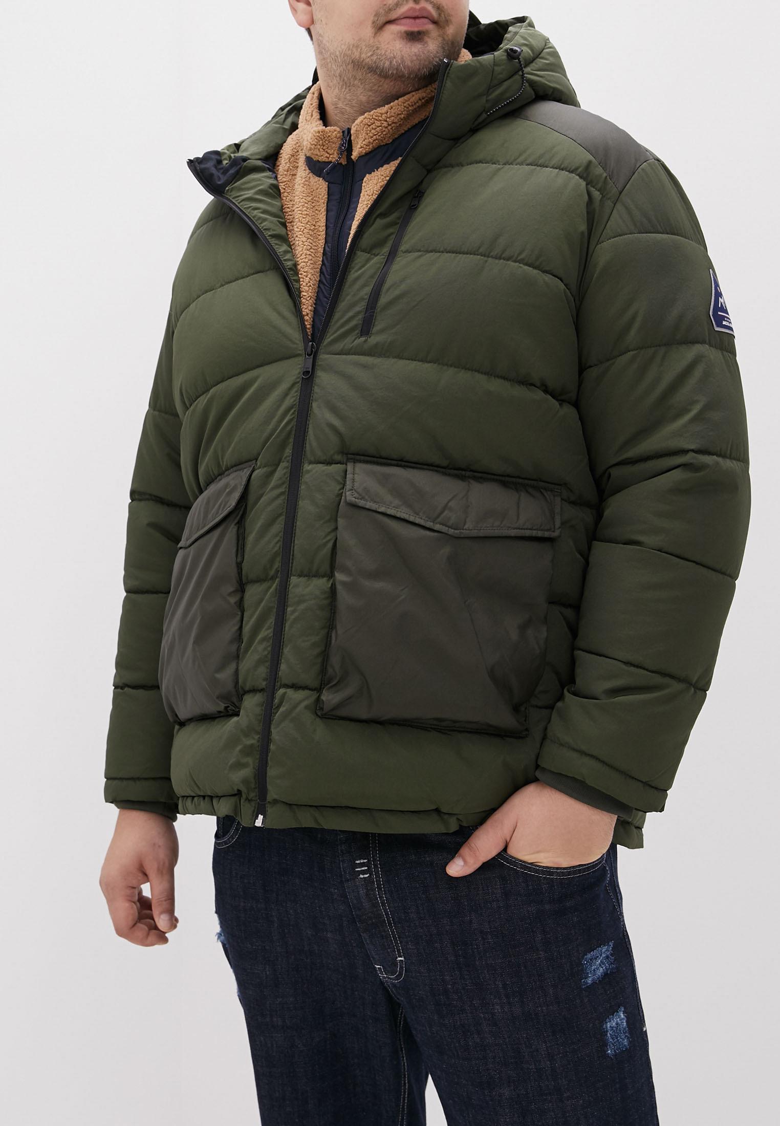 Утепленная куртка Jack & Jones (Джек Энд Джонс) 12163745