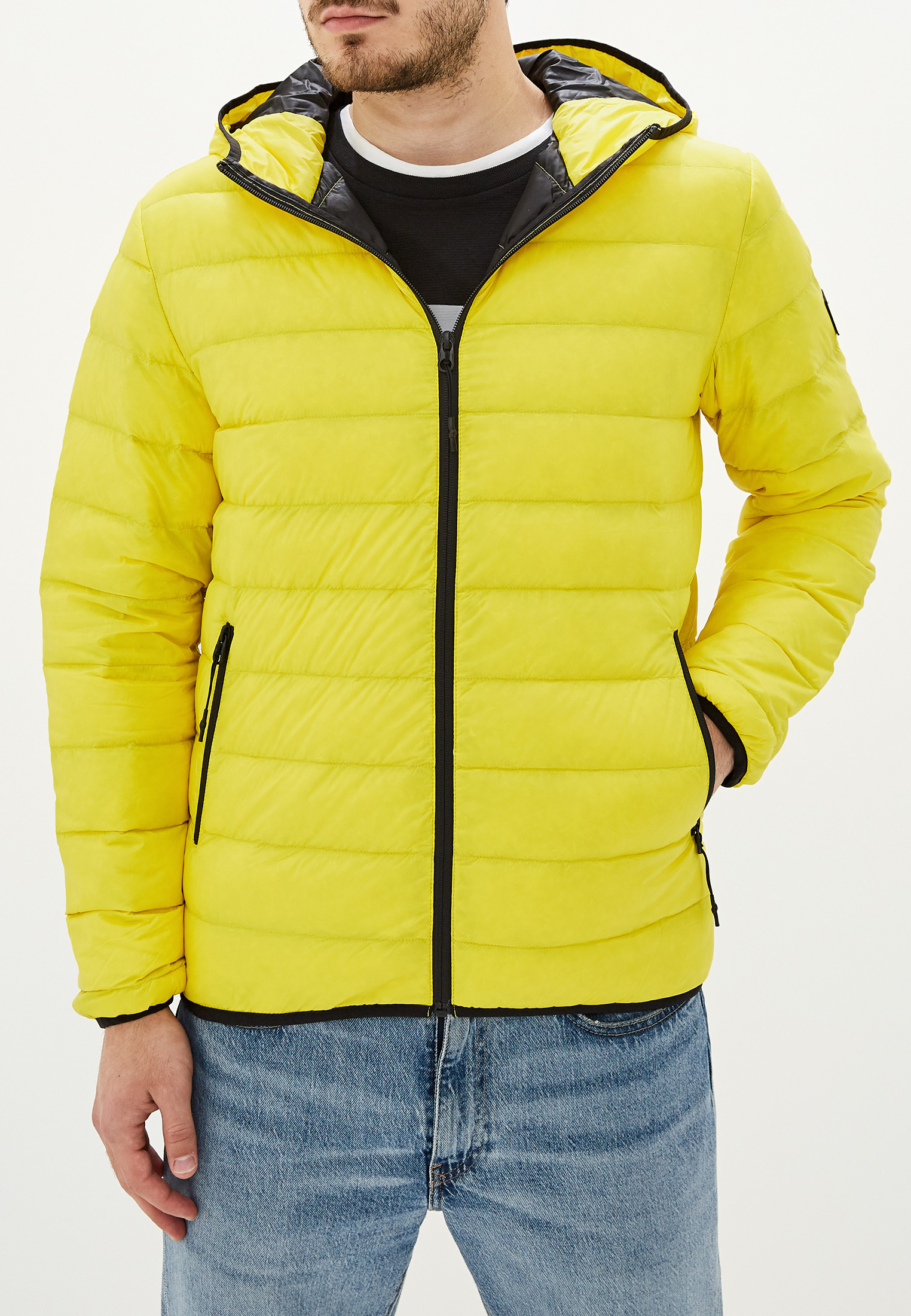 Утепленная куртка Jack & Jones (Джек Энд Джонс) 12157960