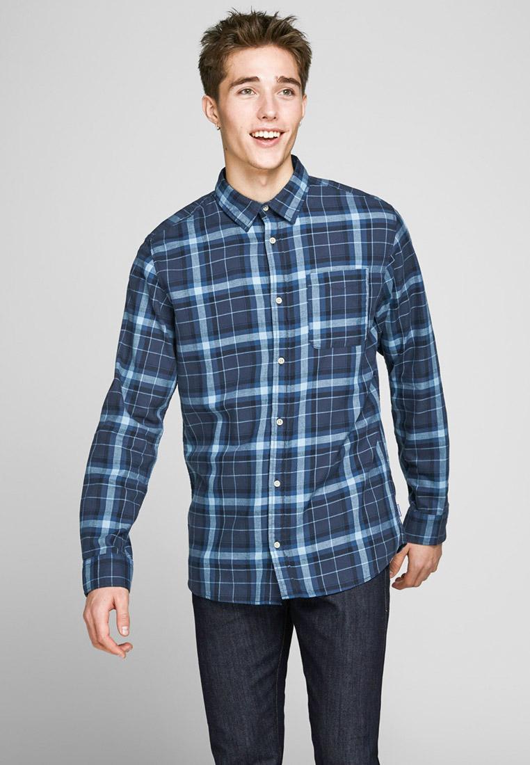 Рубашка с длинным рукавом Jack & Jones (Джек Энд Джонс) 12166700