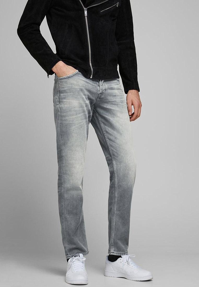 Зауженные джинсы Jack & Jones (Джек Энд Джонс) 12168306
