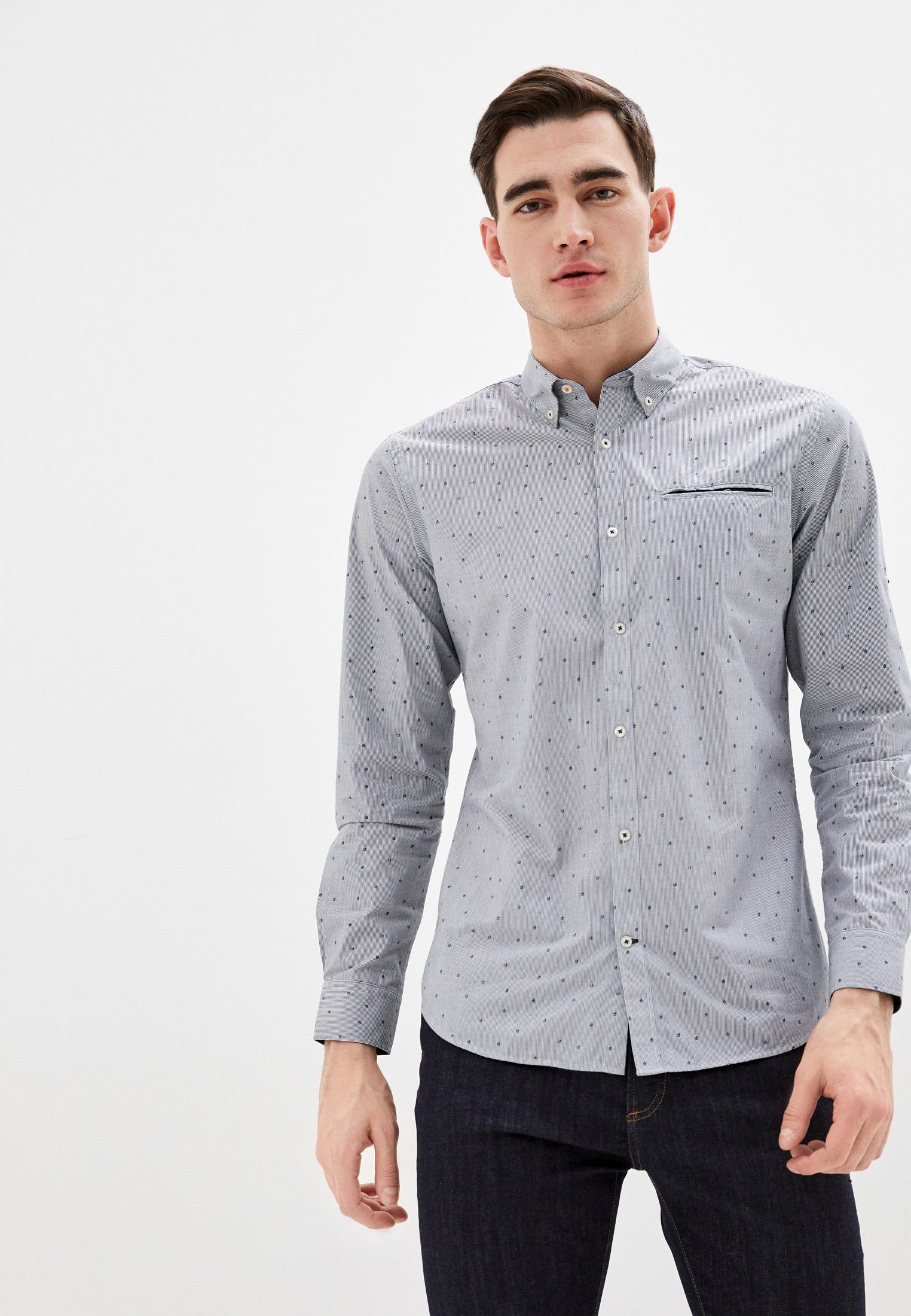 Рубашка с длинным рукавом Jack & Jones (Джек Энд Джонс) 12168415