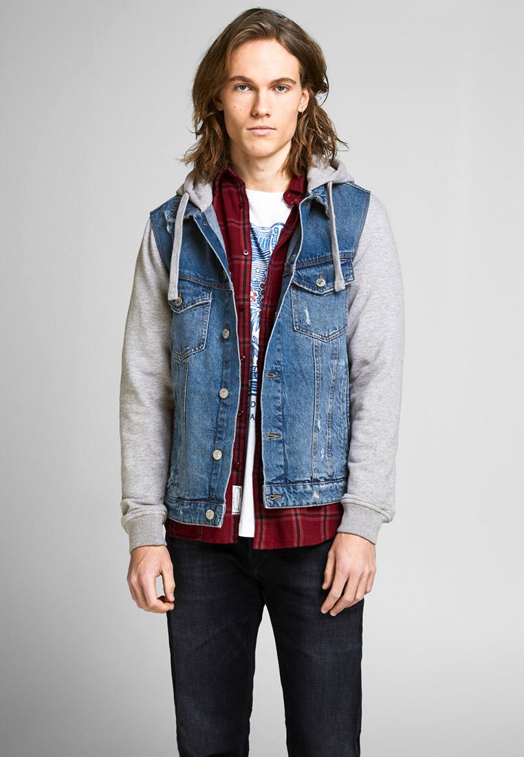 Джинсовая куртка Jack & Jones (Джек Энд Джонс) 12158150