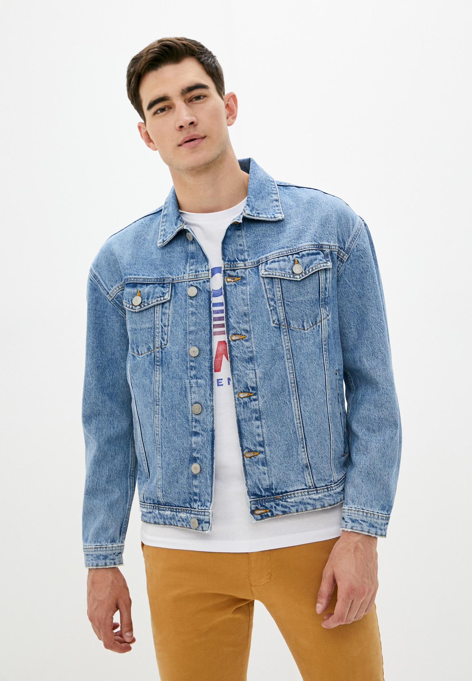 Джинсовая куртка Jack & Jones (Джек Энд Джонс) 12176200