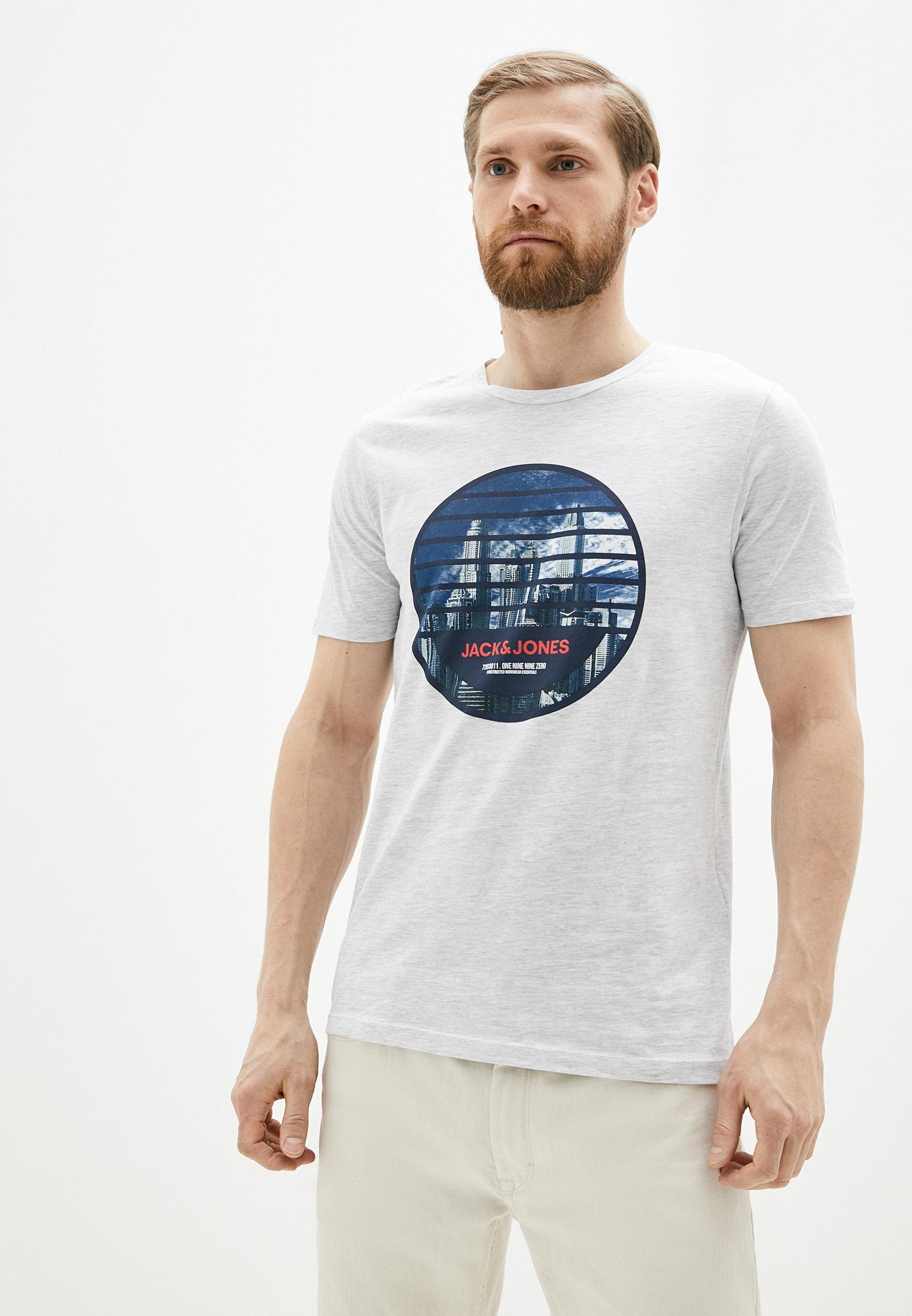 Футболка с коротким рукавом Jack & Jones (Джек Энд Джонс) 12172216