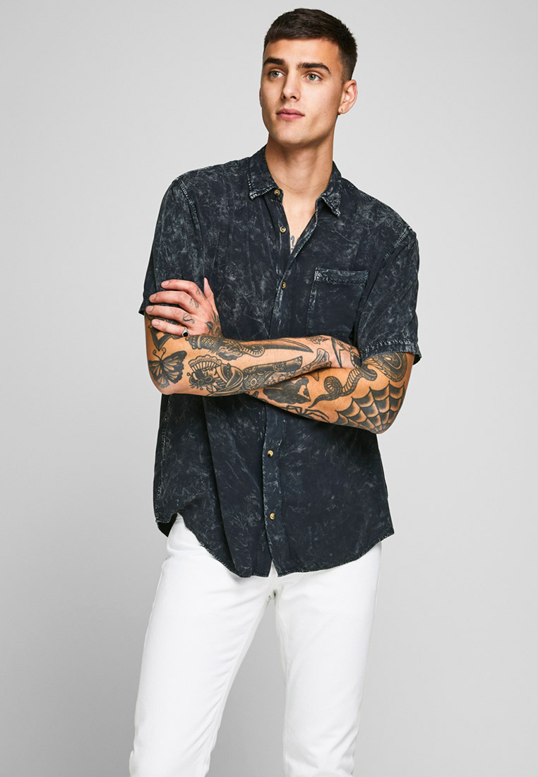 Рубашка с длинным рукавом Jack & Jones (Джек Энд Джонс) 12170891