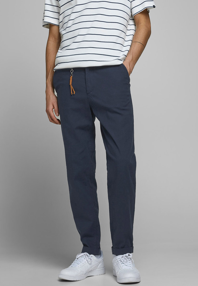 Мужские повседневные брюки Jack & Jones (Джек Энд Джонс) 12172181