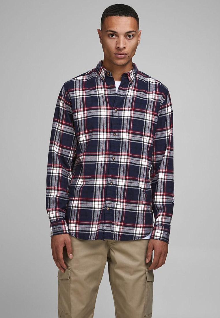 Рубашка с длинным рукавом Jack & Jones (Джек Энд Джонс) 12172667