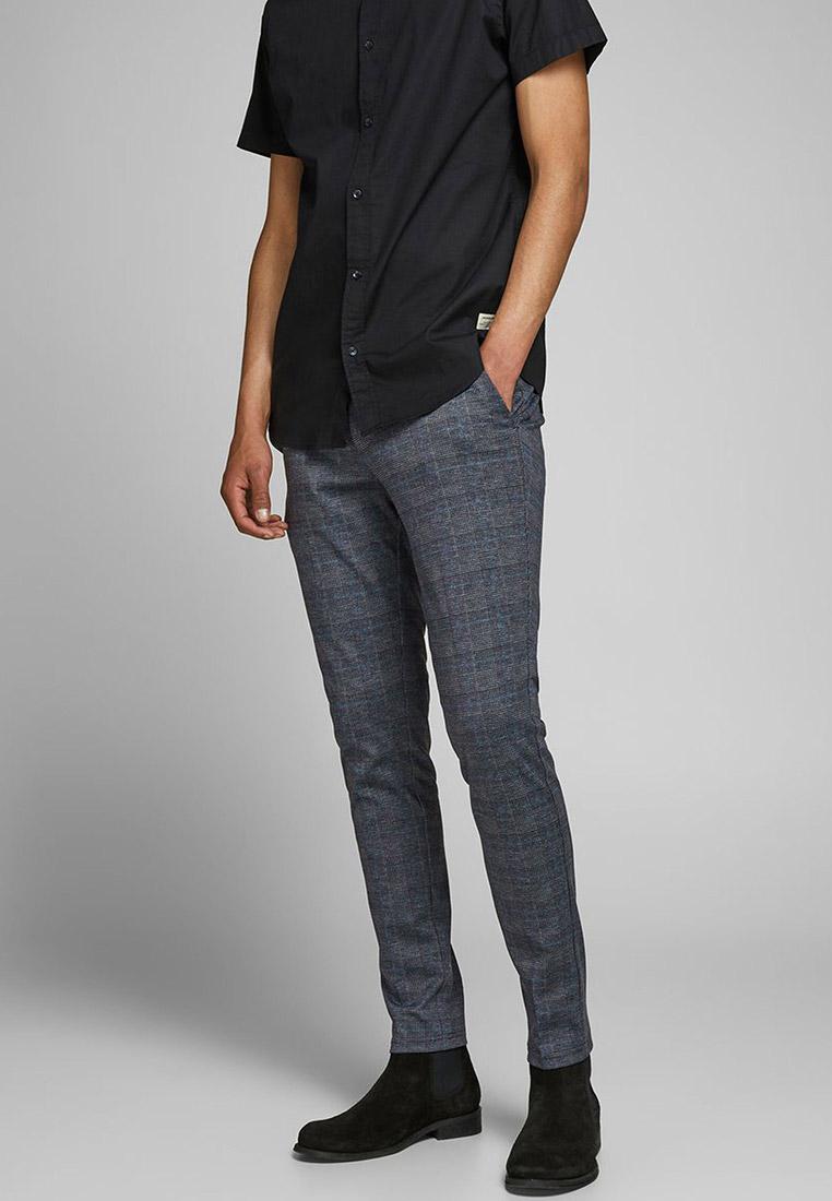 Мужские зауженные брюки Jack & Jones (Джек Энд Джонс) 12174986