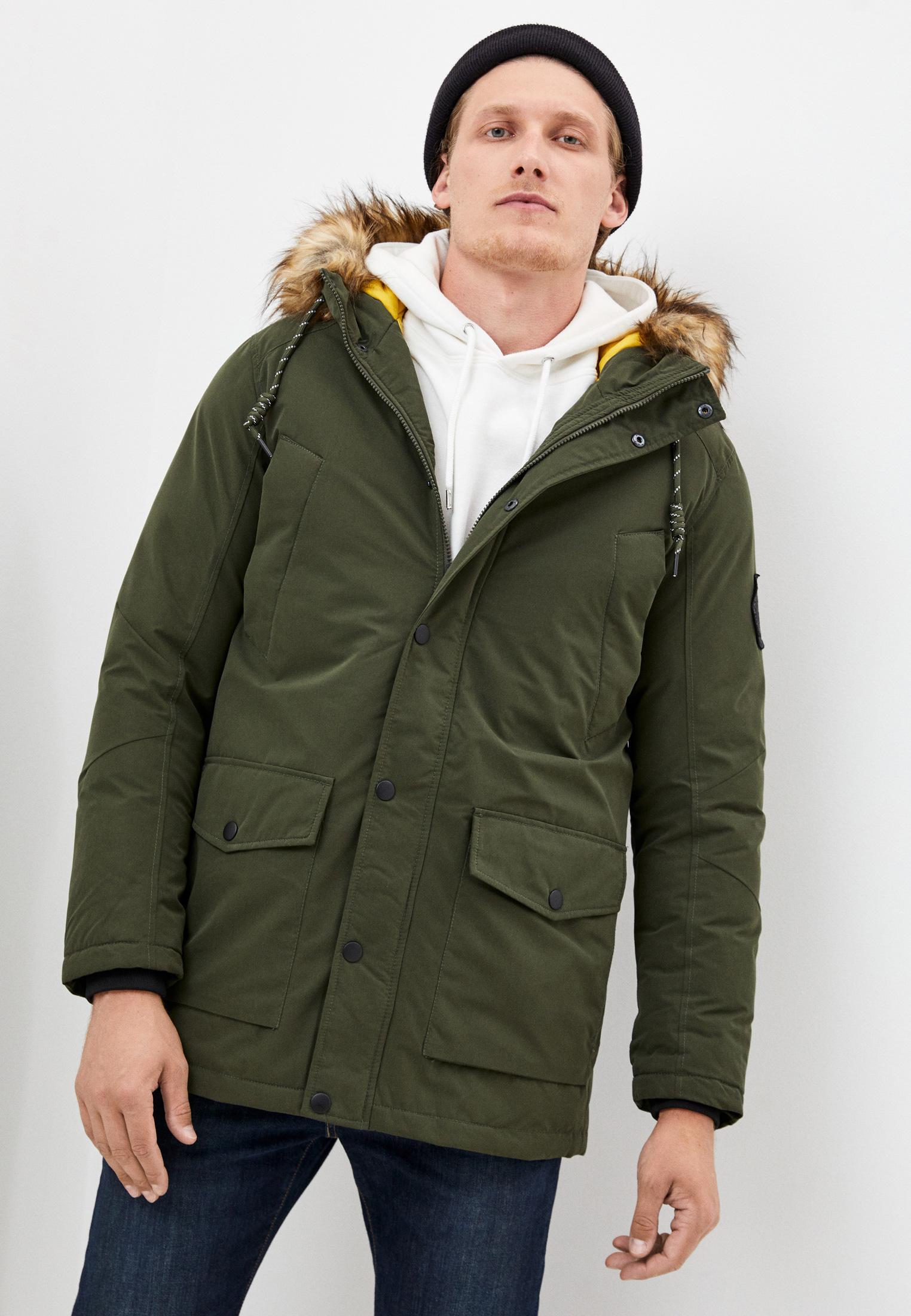 Утепленная куртка Jack & Jones (Джек Энд Джонс) 12174383