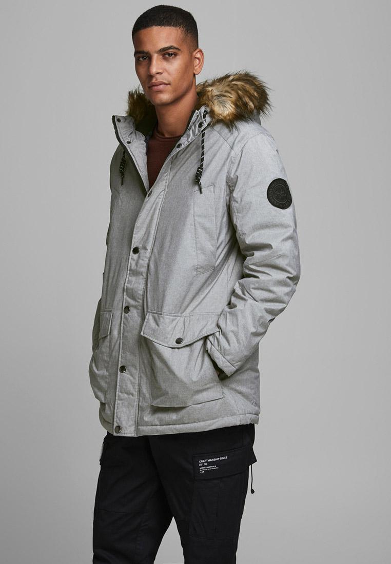 Утепленная куртка Jack & Jones (Джек Энд Джонс) 12174383: изображение 1