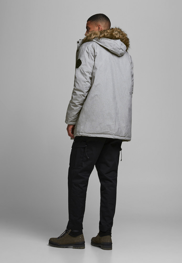 Утепленная куртка Jack & Jones (Джек Энд Джонс) 12174383: изображение 3