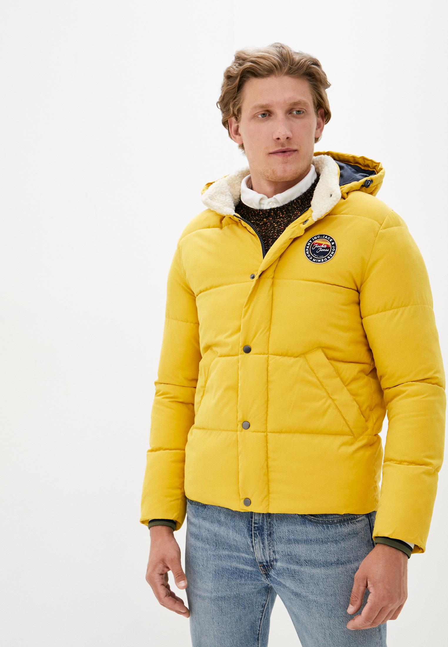 Утепленная куртка Jack & Jones (Джек Энд Джонс) 12173726
