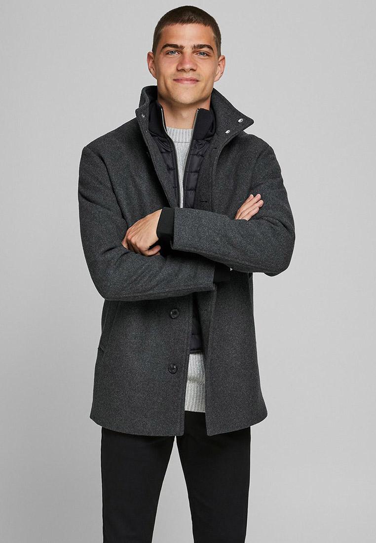Мужские пальто Jack & Jones (Джек Энд Джонс) 12173706