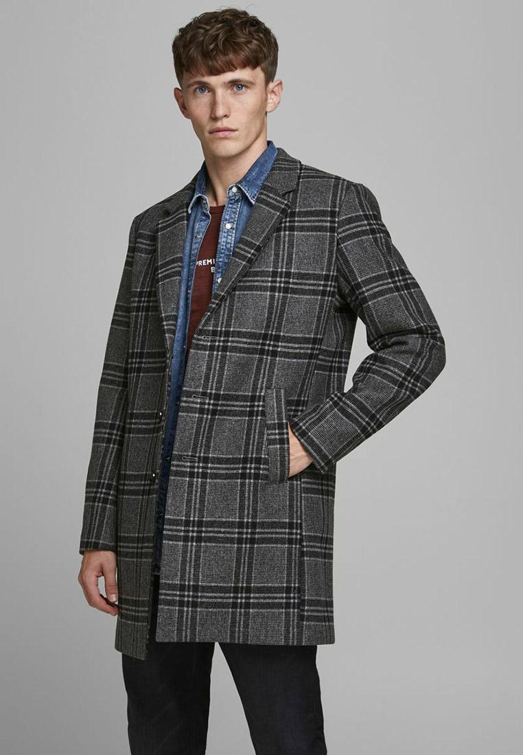 Мужские пальто Jack & Jones (Джек Энд Джонс) 12175885