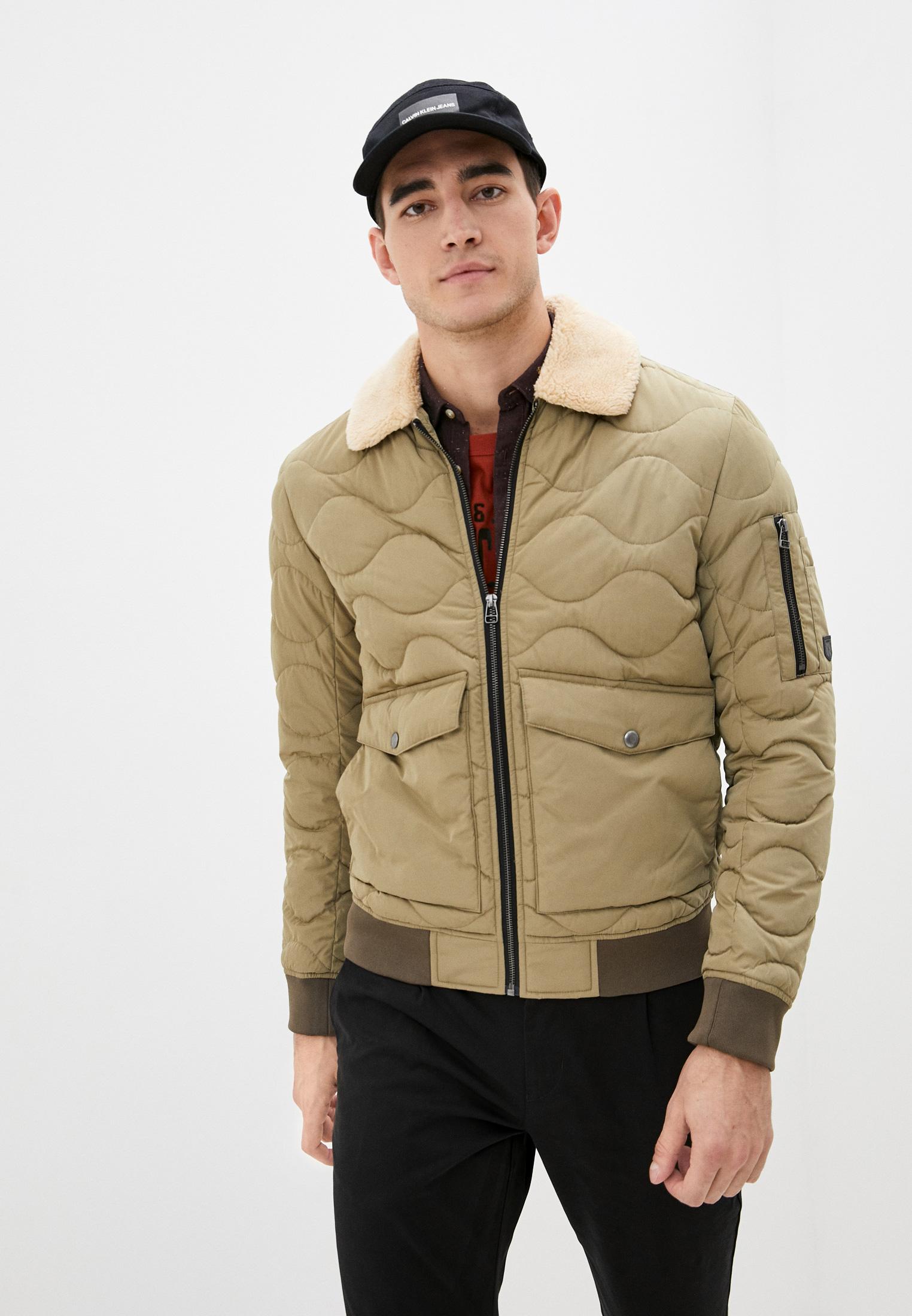 Утепленная куртка Jack & Jones (Джек Энд Джонс) 12173137