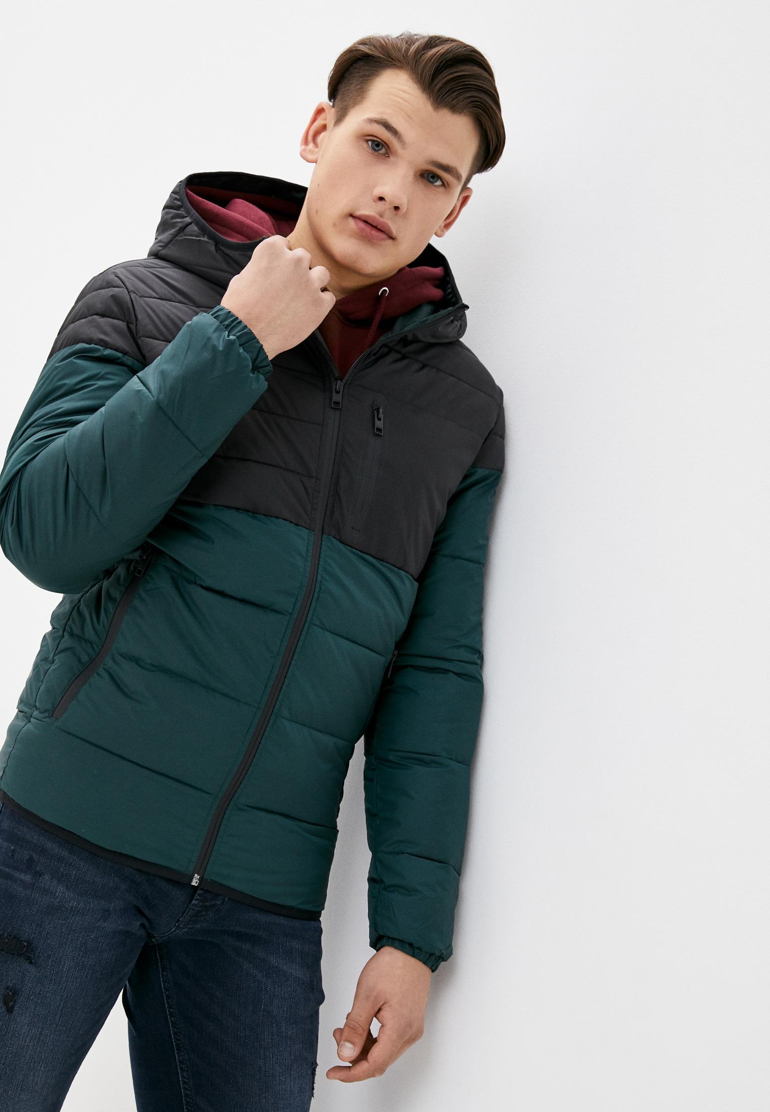 Утепленная куртка Jack & Jones (Джек Энд Джонс) 12175644