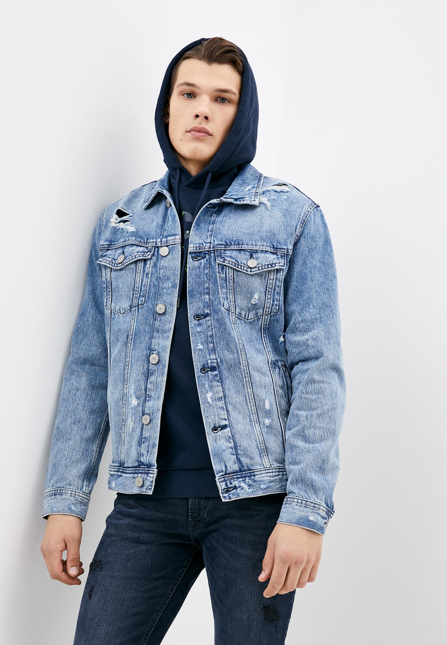 Джинсовая куртка Jack & Jones (Джек Энд Джонс) 12177486