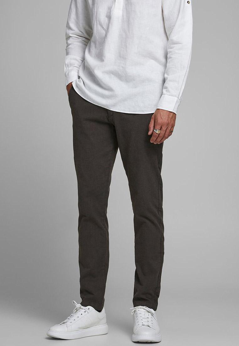 Мужские зауженные брюки Jack & Jones (Джек Энд Джонс) 12176306