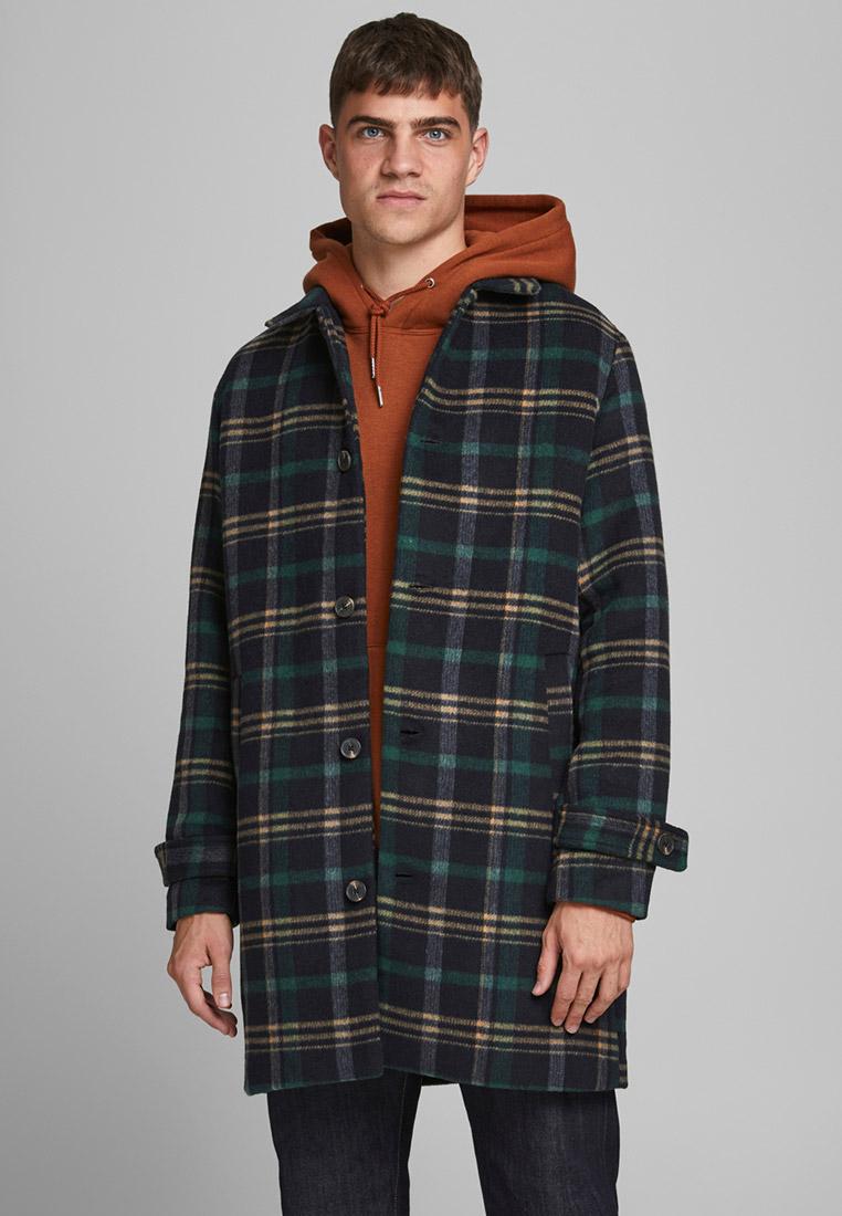 Мужские пальто Jack & Jones (Джек Энд Джонс) 12176757