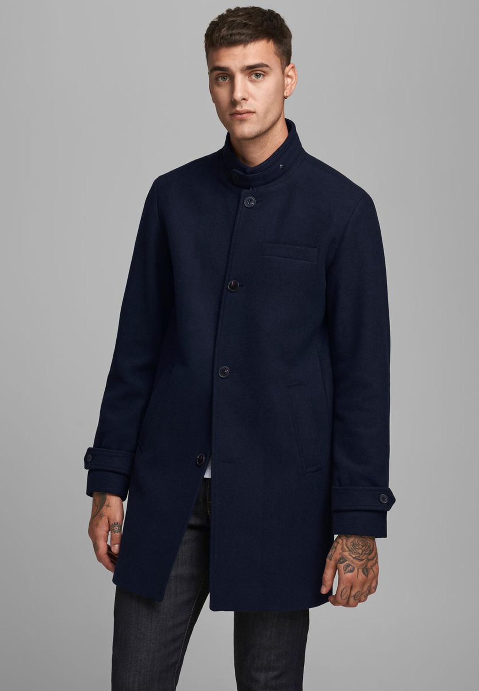 Мужские пальто Jack & Jones (Джек Энд Джонс) 12177644
