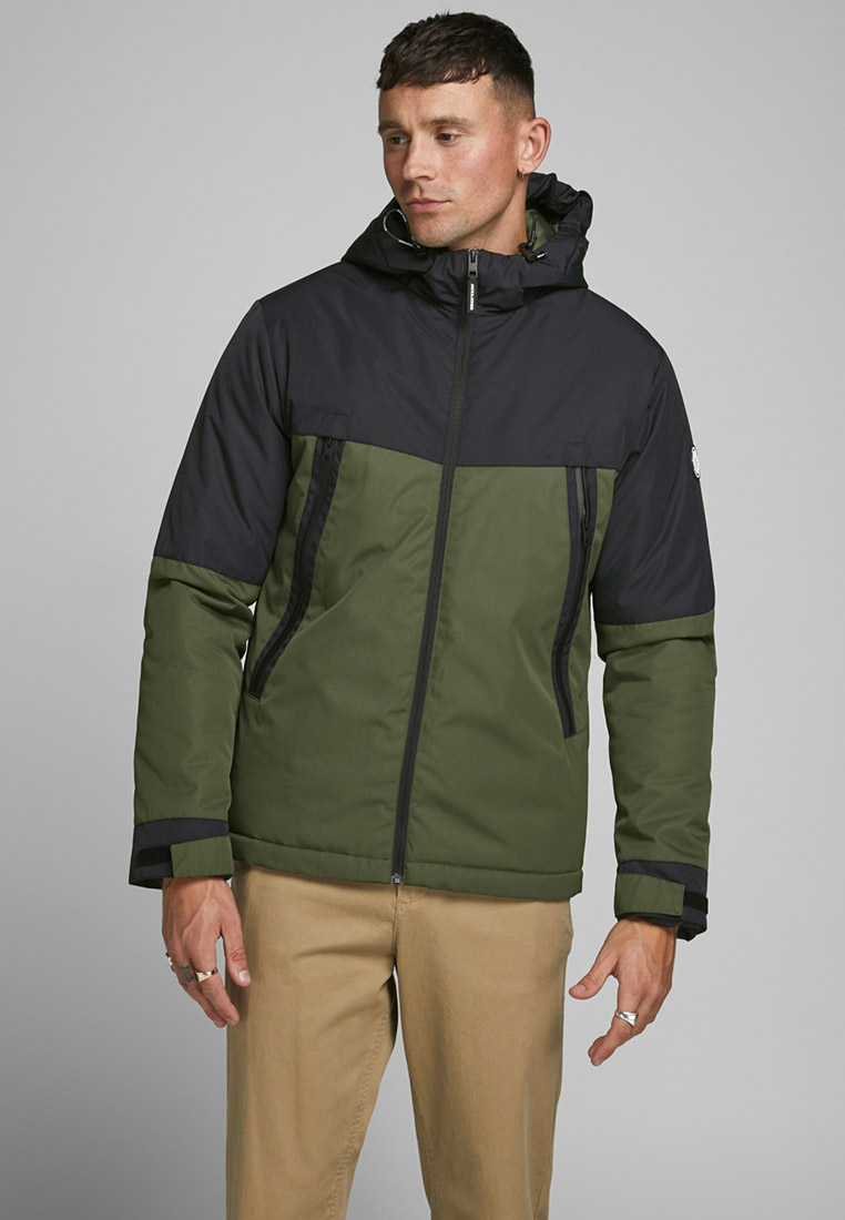 Утепленная куртка Jack & Jones (Джек Энд Джонс) 12175547