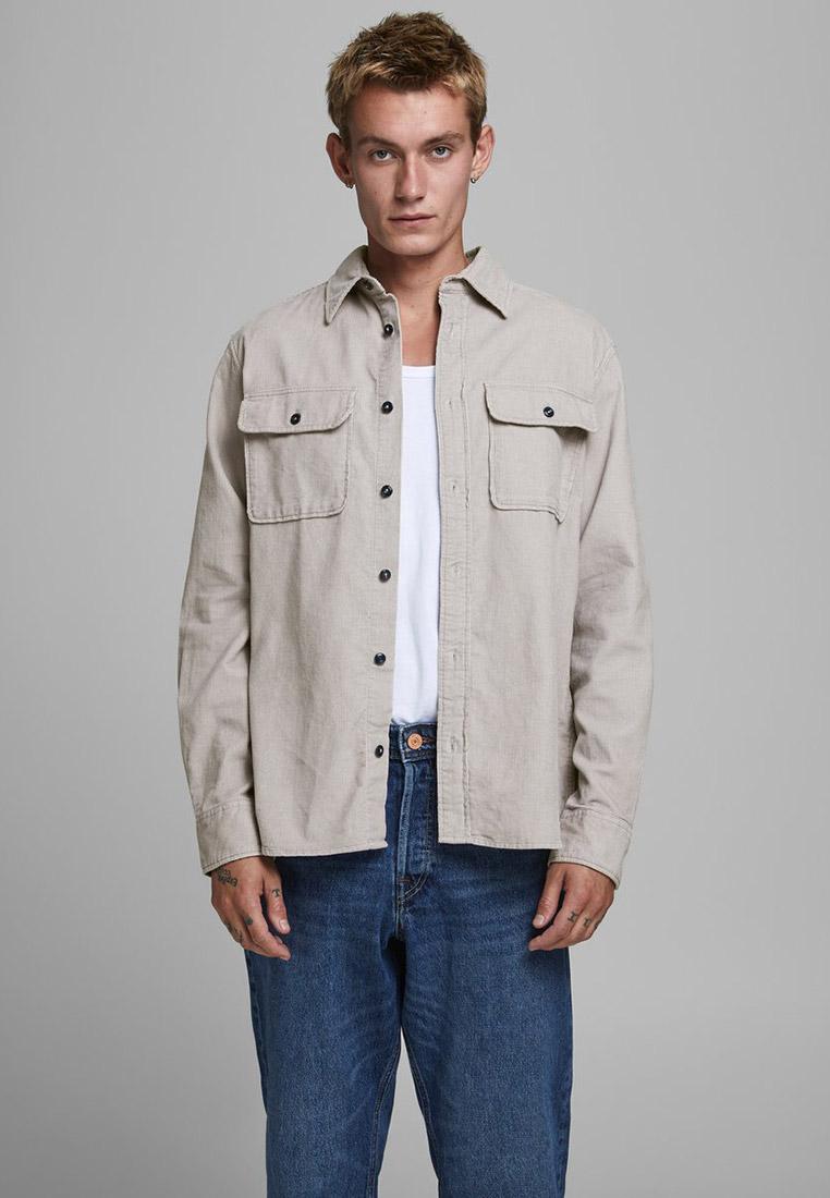 Рубашка с длинным рукавом Jack & Jones (Джек Энд Джонс) 12177746