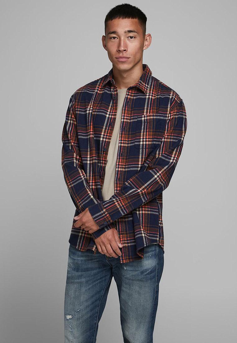 Рубашка с длинным рукавом Jack & Jones (Джек Энд Джонс) 12180388