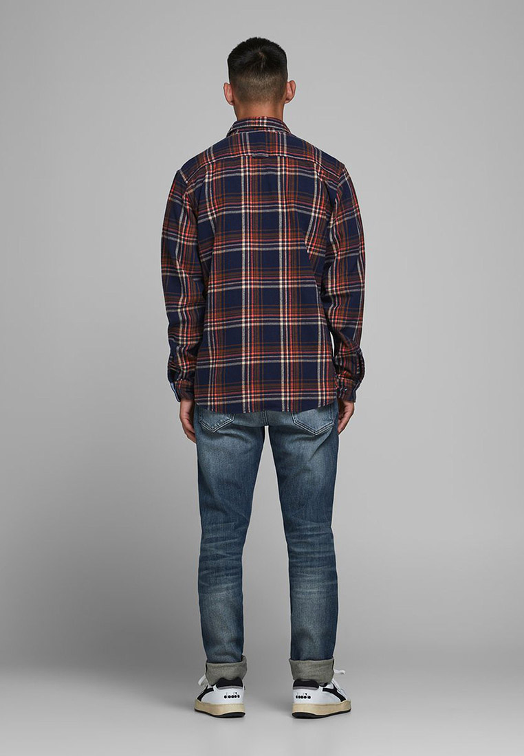 Рубашка с длинным рукавом Jack & Jones (Джек Энд Джонс) 12180388: изображение 2