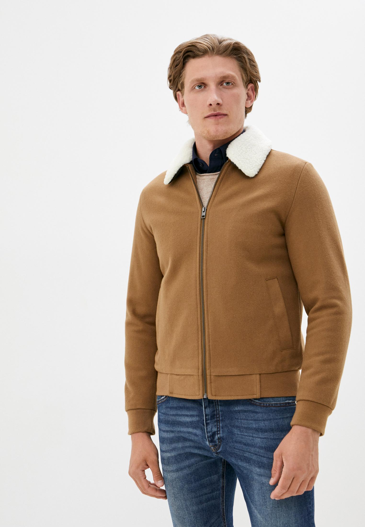 Мужские пальто Jack & Jones (Джек Энд Джонс) 12173730