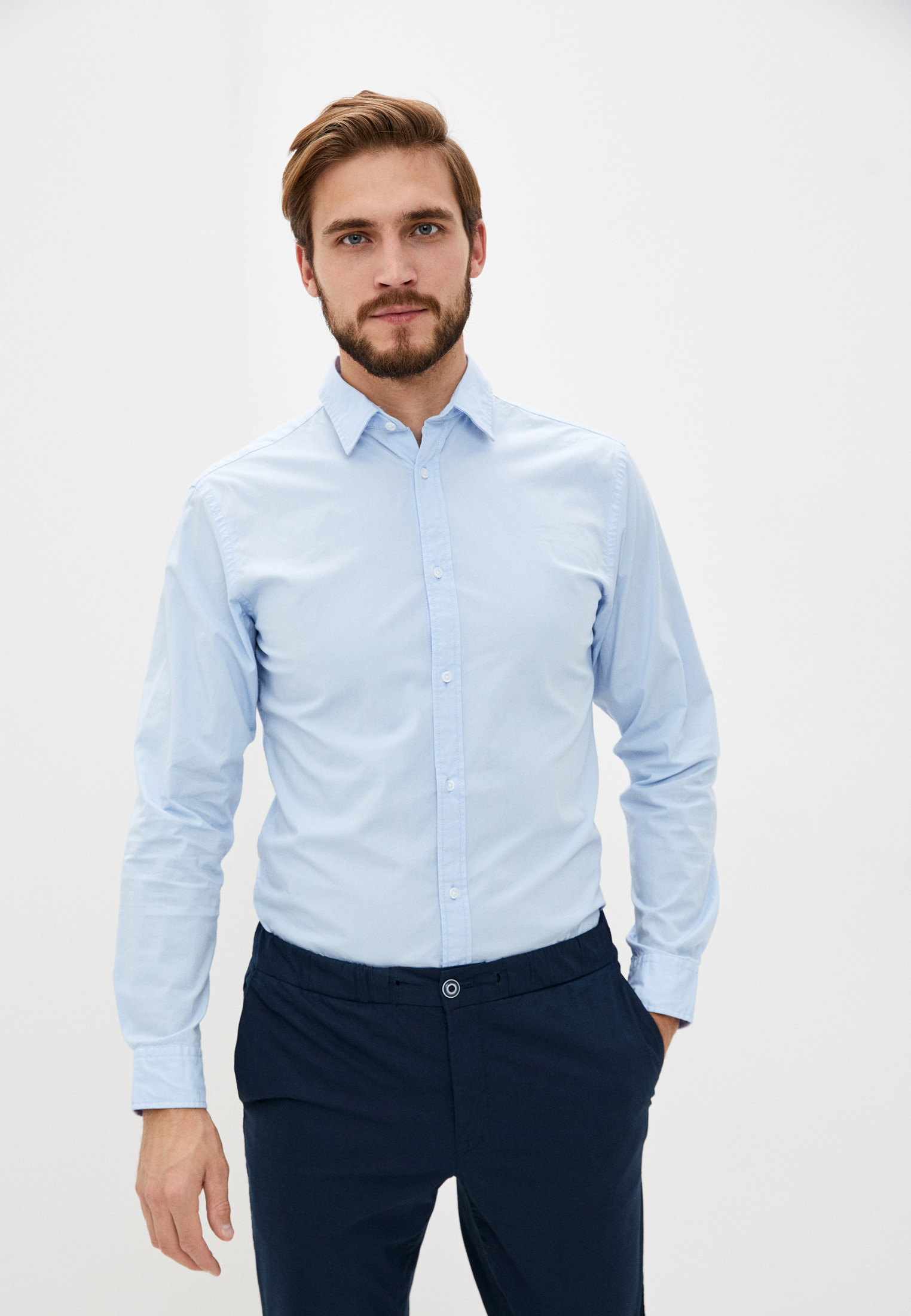 Рубашка с длинным рукавом Jack & Jones 12174062